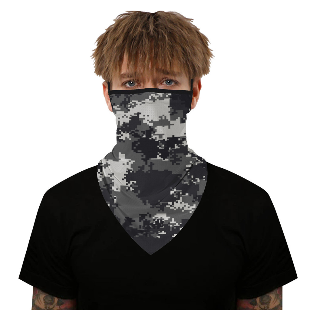 H9a1dcfe86eac42338a7733a5fd91343bS Outdoor Camouflage Print Seamless Ear Face Cover Sports Washable Scarf Neck Tube Face Dust Riding Facemask Windproof Bandana