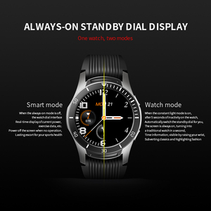 Image 2 - Lerbyee Smart Watch GT106 Full Screen Touch Heart Rate Monitor Call Reminder Fitness Watch Sport Smartwatch for IOS Android