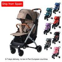 Yoya plus 4 Baby stroller Lightweight stroller Yoya plus series cart Portable Baby trolley 2 in 1 baby car 11pcs free gifts