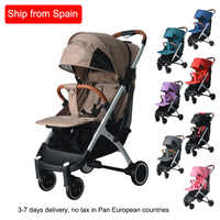 Yoya plus 4 Baby stroller Lightweight stroller Yoya plus series cart Portable Baby trolley 2 in 1 baby car 11pcs free gifts