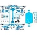 1 комплект обновления Комплект деталей для WLtoys A959-B A969-B A979-B K929-B A959B 1/18 RC автомобиль запасные аксессуары