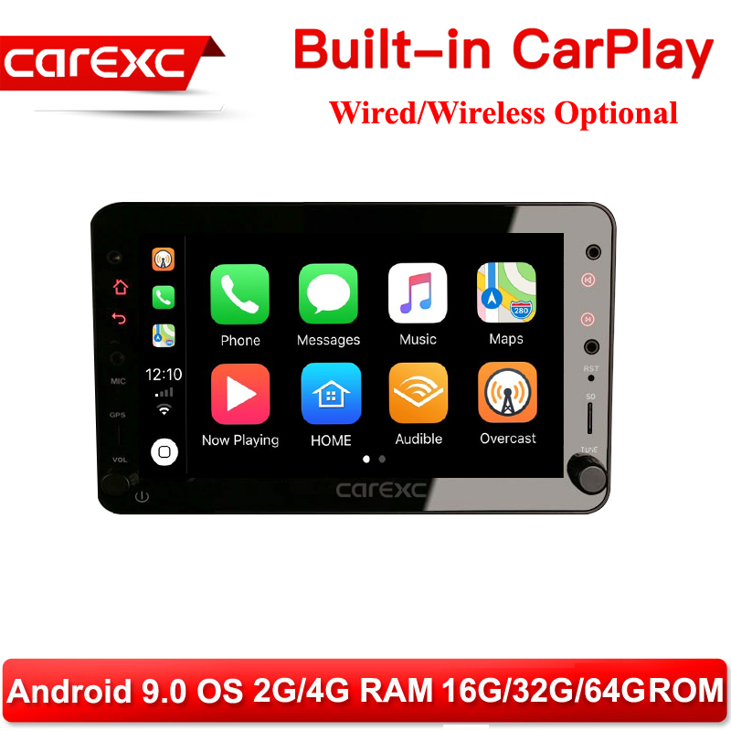 CarExc Android 9.0 Car Muiltmedia Player With CarPlay For Alfa Romeo Brera 159 Spider 939 GPS Navigation Stereo Radio System