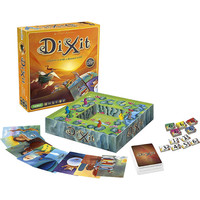 Dixit Expansion Board Game Speaks Only A Few Words Card Game
