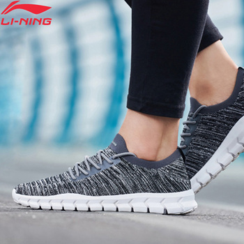 Li-Ning Men ODAY Smart Quick Training Shoes Mono Yarn Flexible Sneakers Breathable LiNing li ning Sport Shoes AFHN027 YXX031