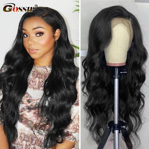 250 Density Lace Wig Body Wave Glueless 13x4 Lace Front Human Hair Wigs For Black Women Pre Plucked With Baby Hair Remy Lace Wig