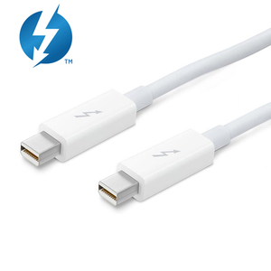Image 1 - True  Thunderbolt 2 Cable cord Thunderbolt 2 male to Male 1.8M 1M