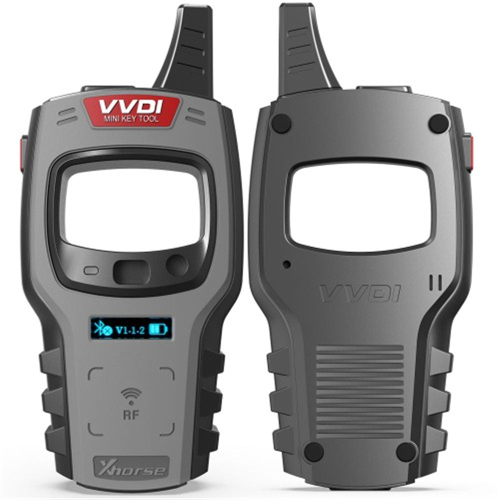 Xhorse VVDI Mini Key Tool Remote Key Programmer Support IOS and Android Global Version Update Online Super Chips is Optional