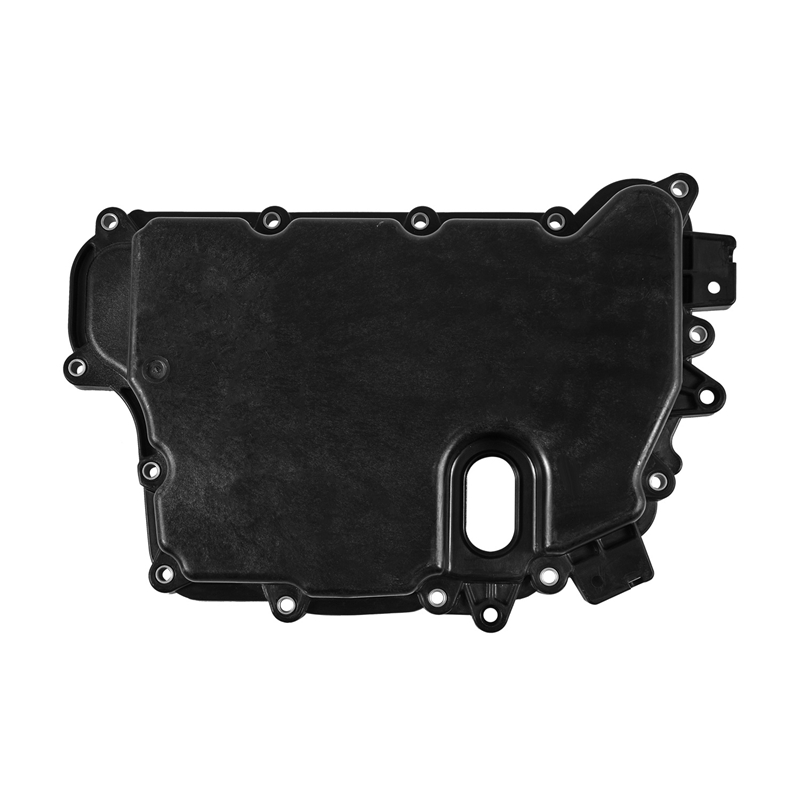 Car Automatic Transmission Oil Sump Side Shell Oil Bottom Cover for Chevrolet Cruze Trax Buick GMC 24253434 24281126 24243777 Re|Car Stickers| |  - title=
