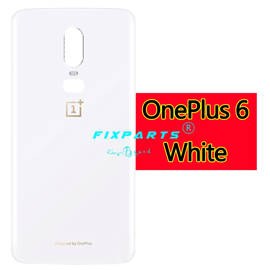 Oneplus 6 6T Battery Cover 007