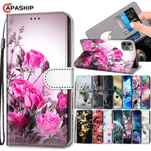 Luxury Leather Flip Case For Samsung Galaxy A01 Core A11 A21 A31 A41 A81 A91 Wallet Cases A51 5G A71 Flip Cover Book Phone Bags