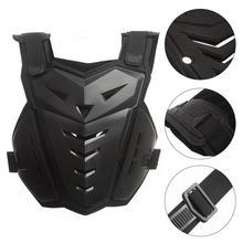 Chaleco de protección de motocicleta, armadura protectora de pecho y espalda, chaleco para carreras y Motocross