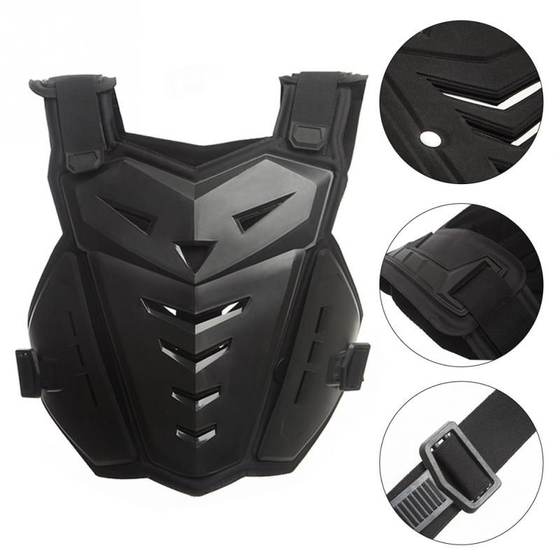Motorcycle Armor Vest Motorcycle Protection Motorbike Riding Chest Back Protector Armor Motocross Racing Vest Protective Gear