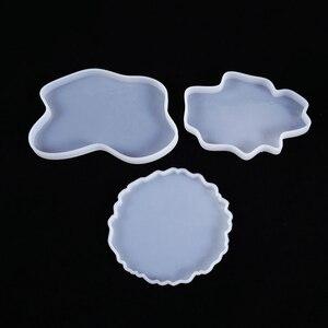 Нестандартные формы для литья в горках, силиконовая эпоксидная форма для изготовления ювелирных изделий, инструмент для дома, чашка для пос...