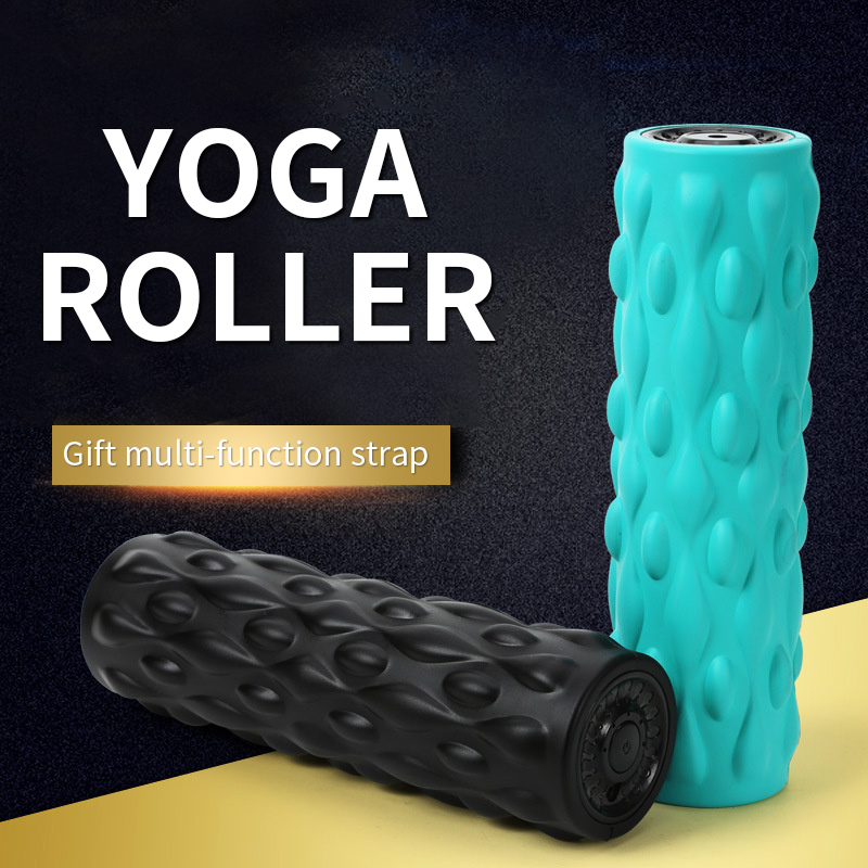 Foam Roller Density Trigger Point Deep-Tissue Muscle Massage Physical Therapy