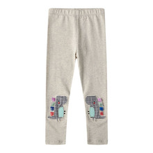 Baby Leggings Pants Clothing Jumping-Meters Girls Trousers Spring Autumn Child Applique