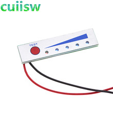 2s/3s/4S 8.4v 12.6v bms bateria de íon-lítio display de indicador de capacidade de lítio módulo pcb 18650 testador de nível de potência, carregamento lcd