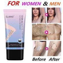 Cream Growth 50ml Depilatory-Hair Hair-Removal Arms Armpit-Legs Nourish Inhibitor Body-Skin