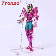 Tronzo Große Spielzeug GT Modell Sicherheit KAPPE TV Saint Seiya Shun Tuch Mythos EX Bronze V1 Helm Andromeda Modell Spielzeug geschenke