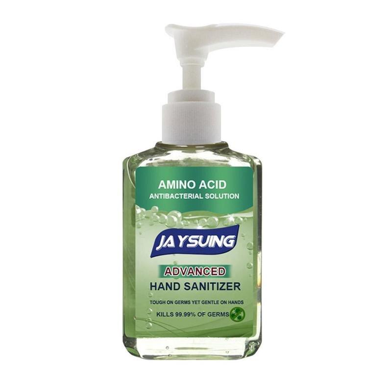 60 мл Антибактериальный пресс для головы, аминокислота, Дезинфицирующий Гель для рук, эффективная дезинфекция, очиститель для рук, одноразов...