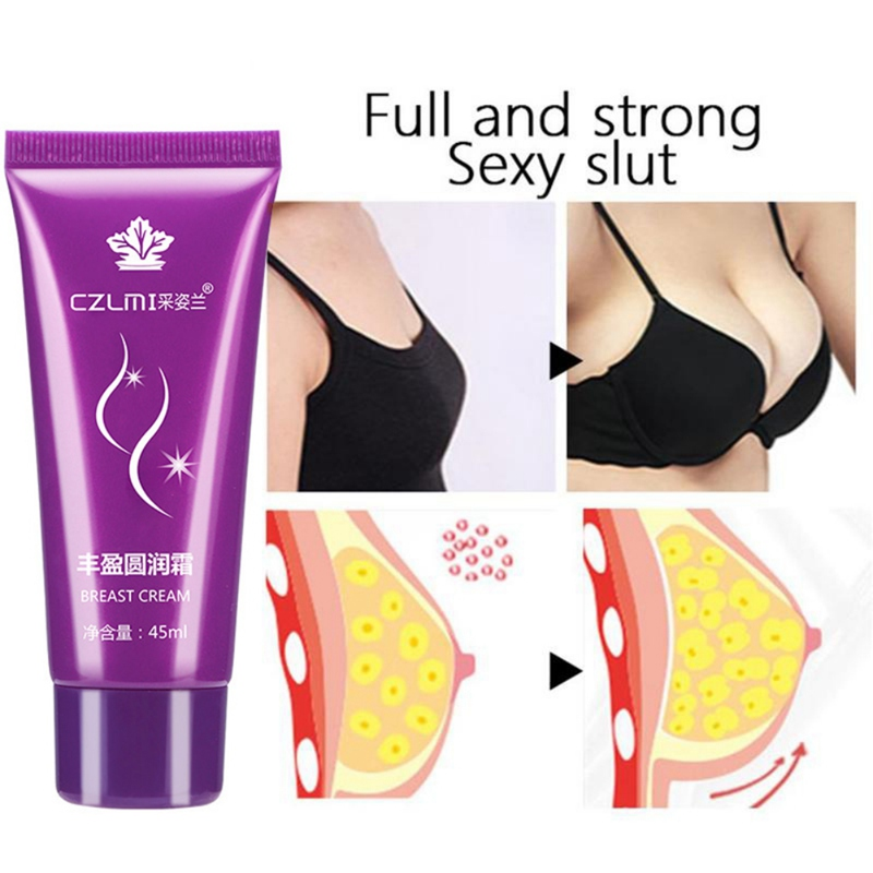 Breast Enhancement Cream Moisturizing Nourishing Skin Lifting Firming UP Breast Massage Cream For  A To D Cup Effective 45g