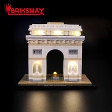 Комплект светодисветильник briksmax для архитектурной архитектуры