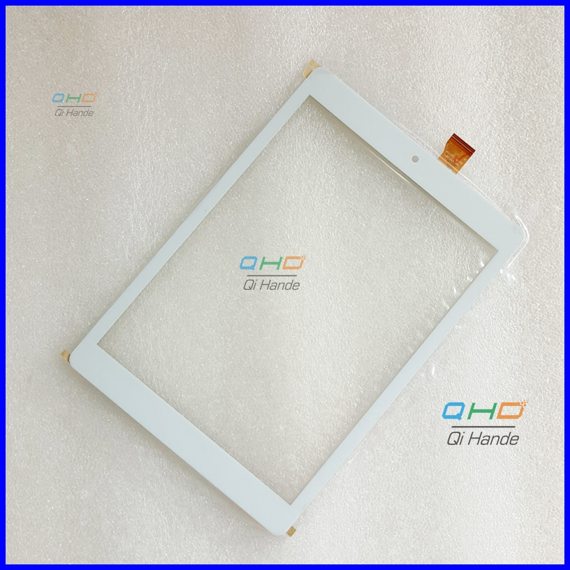 Free Shipping 8'' Inch Touch Screen, White New For MGLCTP-801466-801243 FPC Touch Panel,Tablet PC Touch Panel Digitizer
