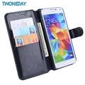 Роскошный чехол-книжка из искусственной кожи для Samsung Galaxy Win Duos i8552 i8550 i8558, тисненый Чехол-бумажник, чехол, сумка для телефона