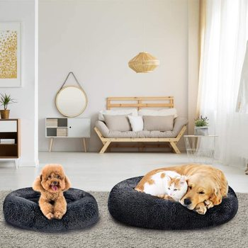 Fluffy Shag Cuddler Pet Blanket,Super Soft Warm Long 2
