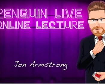 Jon Armstrong-wykład na żywo pingwina 3 (2021 6 czerwca) magiczne sztuczki-magiczne sztuczki tanie i dobre opinie TR (pochodzenie) Unisex Jeden rozmiar online files Nauka ŁATWE DO WYKONANIA Beginner Profesjonalne Dla magików ulica Etap