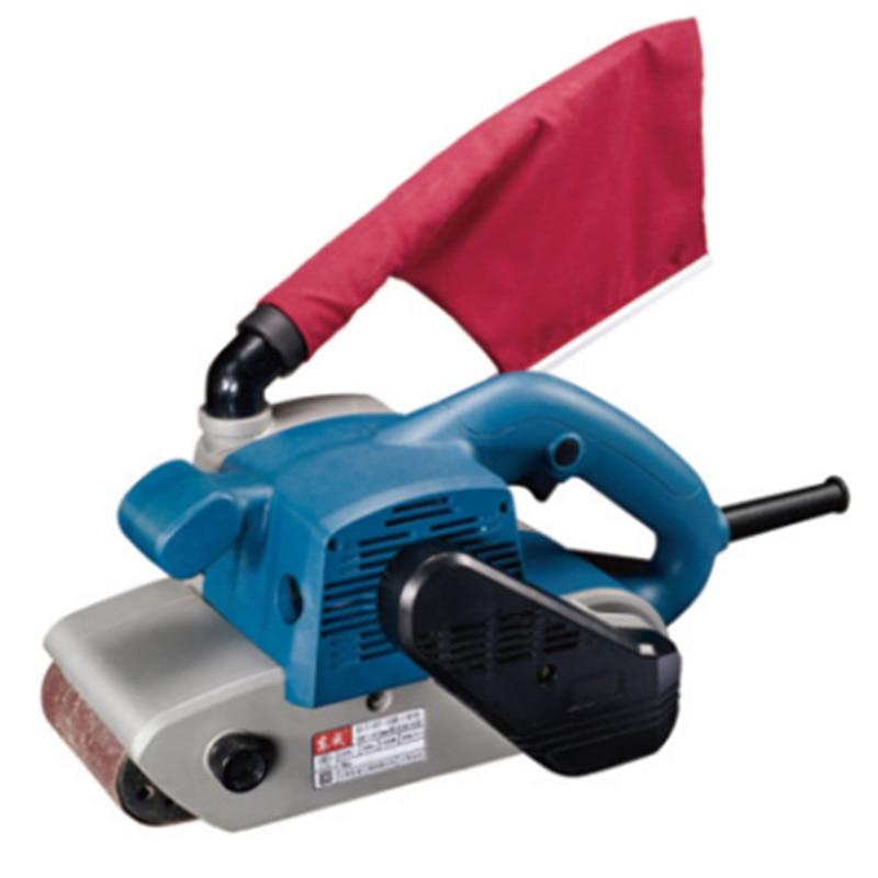 East Into Belt Sander S1T-FF-100 * 610 Belt Sand Mill Polishing Machine Electric Tool Wholesale