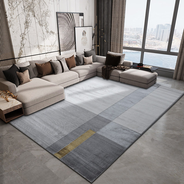 ShenZhen Stiilne vaip elu- või magamistuppa
