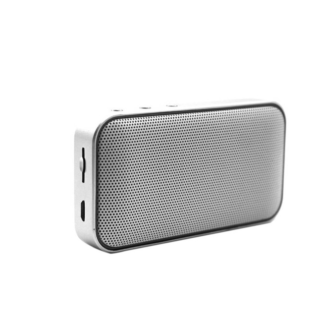 Wireless Bluetooth 4.2 Speaker Portable Music Player Mini Loudspeaker With Built In Microphone