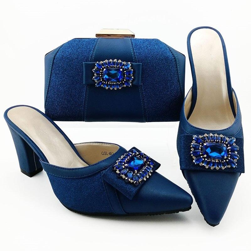 QSL012 ROYAL BLUE