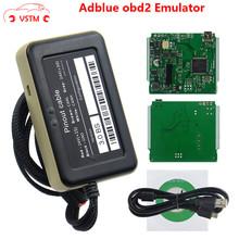 Emulator adblue 8in1 V3 0 8 w 1 Auto narzędzia diagnostyczne z czujnik nox emulator adblue 8 w 1 narzędzie diagnostyczne do ciężarówki tanie tanio VSTM adblue emulator 8 in 1 plastic Silnik analyzer 0 1kg