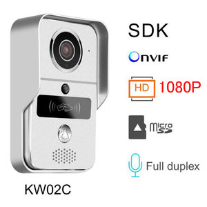 Image 3 - IP Video Intercom 4G Video Door Phone Ring Door Bell Doorbell WiFi Camera Alarm Wireless Security SD Card Camera add 32GB Card