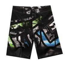 Men Swimwear Swimsuits Short-Pants Boardshort Beach Surffing Running Summer Male Holiday