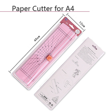 Cutting-Mats Paper-Cutter Trimmers-Cut-Machine Precision for ABS Portable Scrapbooking