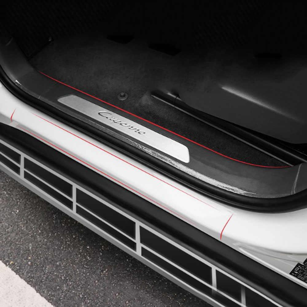 باب السيارة حافة شفافة المضادة للتصادم قطاع واقية طبقة واقية الملحقات