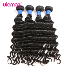 Human-Hair-Bundles Unprocessed Extension Wave Virgin Natural And Wet No-Tangling-613