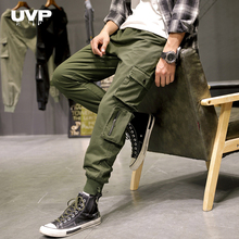 2020 Men Fashions Cargo Pants Streetwear Joggers for Men Hip