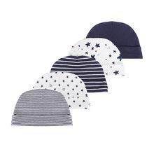 5 шт/лот новая детская шапка хлопковая для малышей шарф мальчиков