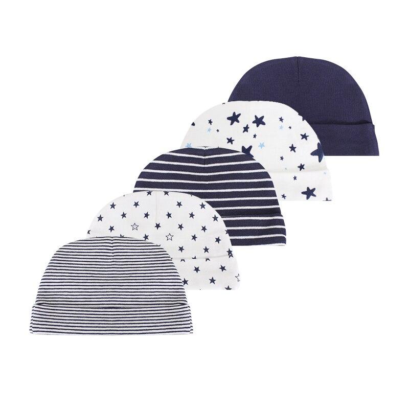 Gorro do bebê, 5 pçs/lote novo chapéu de algodão da criança chapéu lenço para meninos e meninas boné de cor sólida crianças chapéu, acessórios do bebê recém-nascido 5016,
