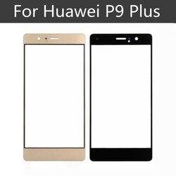 Сенсорная панель для Huawei P9 PLUS, стеклянный дигитайзер, сенсорная панель, сменная Передняя стеклянная сенсорная панель, сенсорный датчик