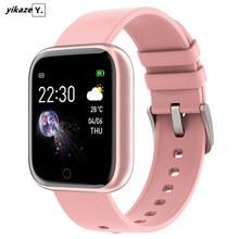 Новые водонепроницаемые умные часы I5, женские Bluetooth Смарт-часы для Apple IPhone Xiaomi, пульсометр, фитнес-трекер PK P70 P68