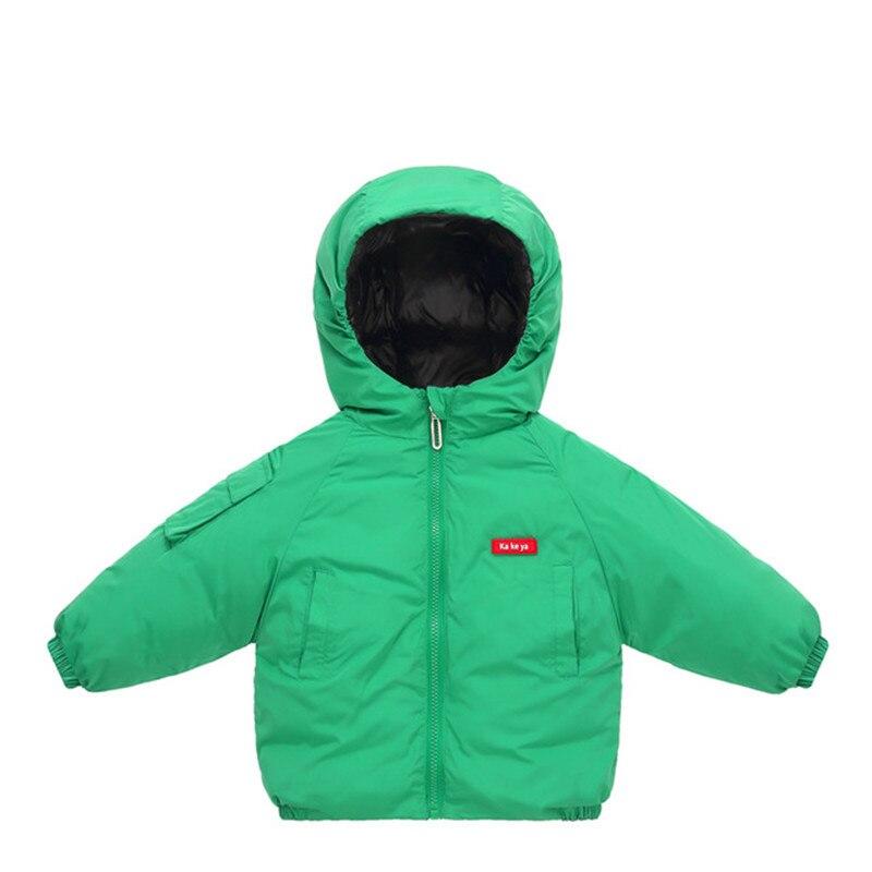 Boys Jackets Children Hooded Outerwear Autumn Girls Warm Jacket Children Clothing Baby Outerwear Fashion Kids Zipper Coat Jacket 5