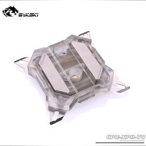 Image 4 - Bykski CPU XPH T8 bloco de resfriamento água da cpu para intel lga115x/2011/2066 rgb/rbw que ilumina o sistema mecânico da manteiga microaterway i7