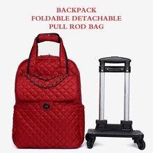 2020 Shopping Trolley Travelling Bags Women