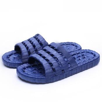 Unisex Non-Slip Bathroom Slippers