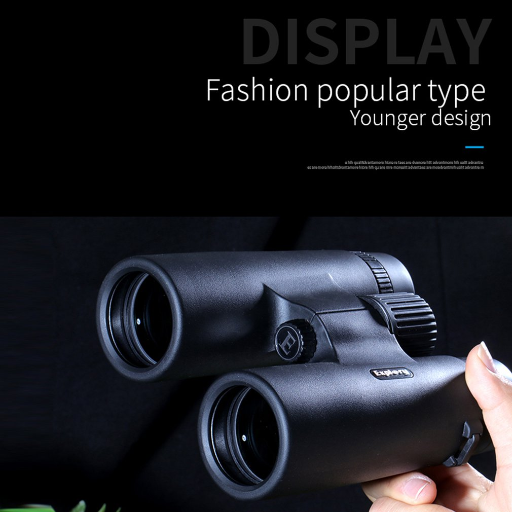12X24 Binoculars Telescope 1000M High Clarity For Outdoor Hunting Camping Binocular Fixed Zoom Eyepiece|Decorative Telescopes|Home & Garden - title=