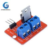 IRF520 Mos Rohr Fet Fahrer Modul 0-24V Mosfet Taste Für Arduino MCU ARM Raspberry Pi Einstellen PWM ausgang DC Motor